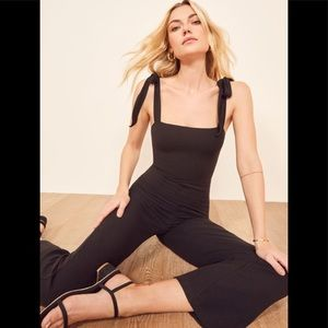 NWT Reformation Wesley Jumpsuit
